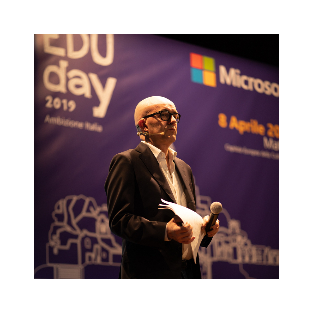 Microsoft Edu Day Luca Viscardi