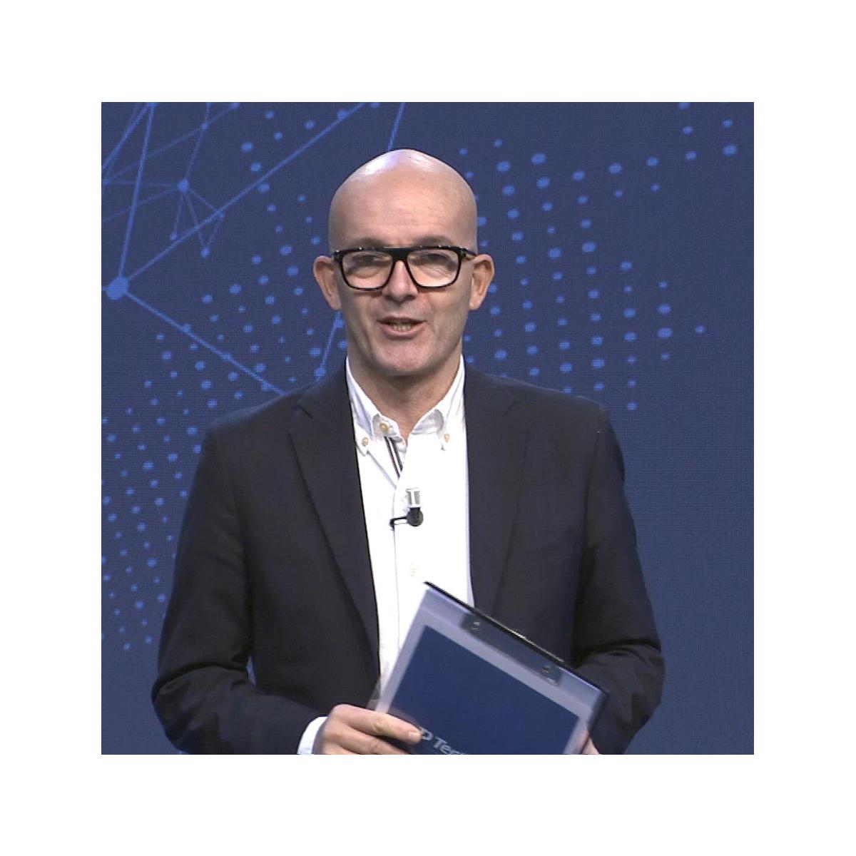 Channel Summit Tech Data Luca Viscardi