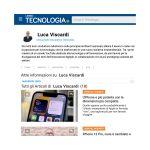 Luca Viscardi su Libero Tech