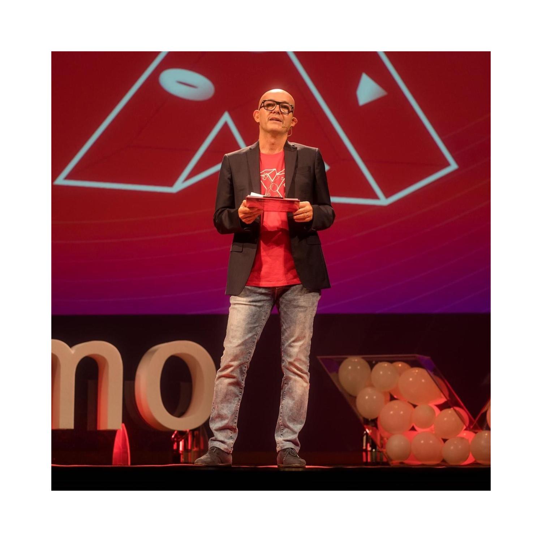 Luca Viscardi a Ted X Bergamo